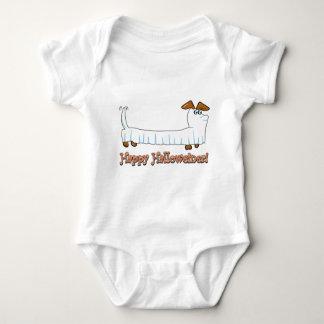 Happy Hallowiener Baby Bodysuit