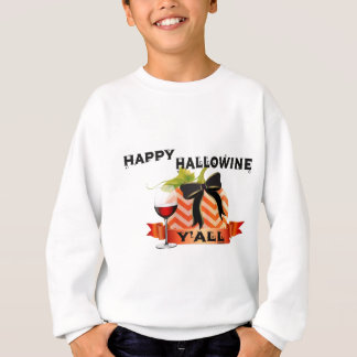 Happy Hallowine Sweatshirt