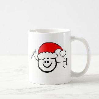 Happy Ham Morse Code Ho! Ho! Ho! Mug