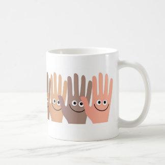 Happy Hands Coffee Mugs