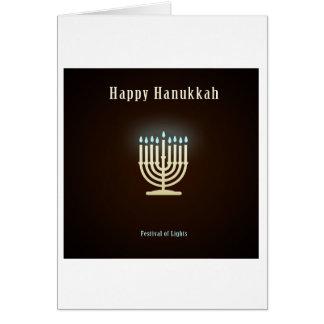 Happy Hanukkah 363 Greeting Card