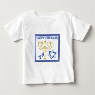 Happy Hanukkah Baby T-Shirt
