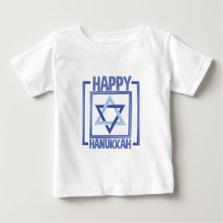 Happy Hanukkah Baby T-Shirt