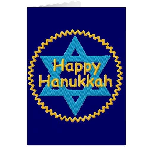Happy-Hanukkah Cards