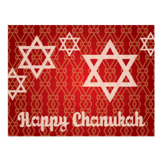 Happy Hanukkah - Chanukah Card