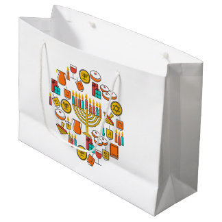 Happy Hanukkah Gift Bag