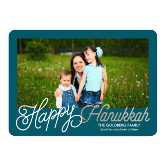 Happy Hanukkah | Hanukkah Card