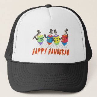 Happy Hanukkah HAT