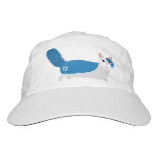 Happy Hanukkah Kitty Cat Hat