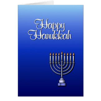 Happy Hanukkah story Card