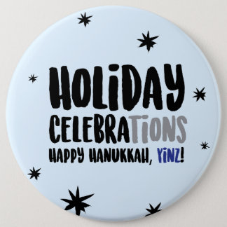 Happy Hanukkah, Yinz Pin