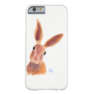 Happy Hare ' Jim Jam' by Shirley MacArthur Barely There iPhone 6 Case