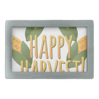 Happy Harvest Belt Buckles