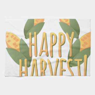 Happy Harvest Towel