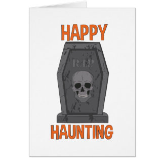 Happy Haunting Card