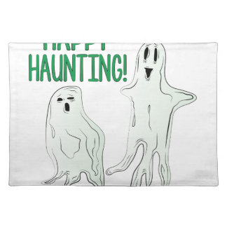 Happy Haunting Place Mats