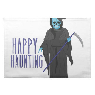 Happy Haunting Placemat