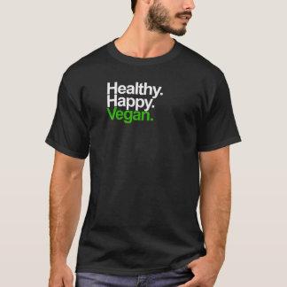 Happy. Healthy. Vegan. T-Shirt
