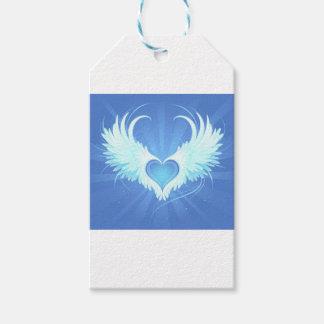 Happy heart LOVE Gift Tags