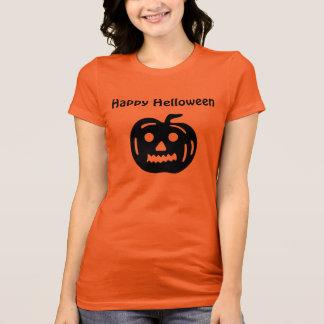 Happy Helloween Pumpkin T-Shirt