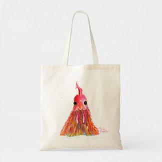 Happy Hen Chicken ' QUEENIE ' by Shirley MacArthur
