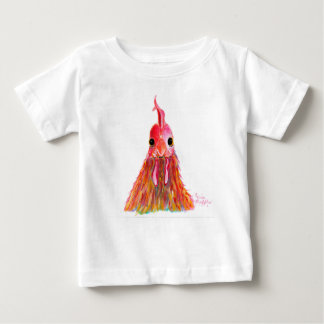 Happy Hen Chicken ' QUEENIE ' by Shirley MacArthur Baby T-Shirt