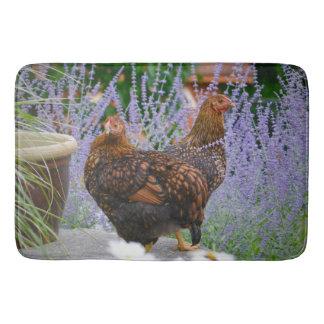 Happy Hens Bath Mat