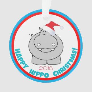 Happy Hippo Christmas: Adorable Holiday Keepsake