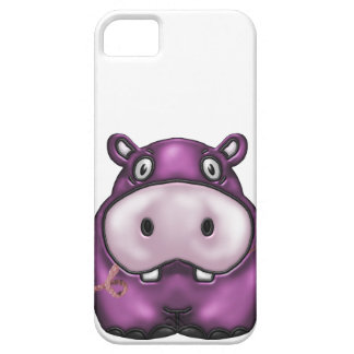 happy hippo products iPhone 5 cover