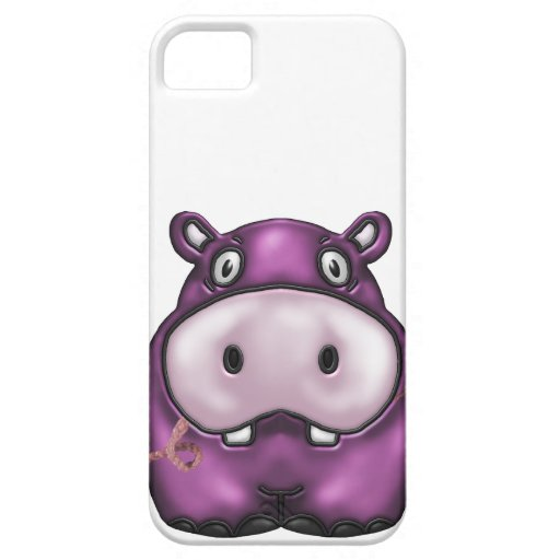 happy hippo products iPhone 5 covers