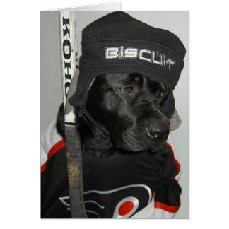 Happy Hockeyless Holiday (from 2004) Card