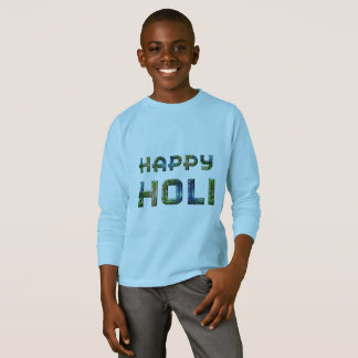 Happy Holi Hindu Spring Festival of Colors T-Shirt