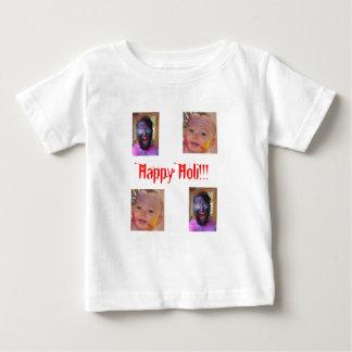 Happy Holi!! (Infant/Toddler) Baby T-Shirt