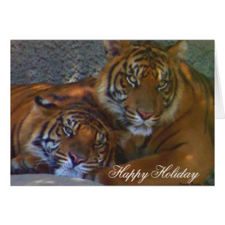 Happy Holiday_Card Greeting Card