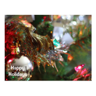 Happy Holiday (Christmas Cards) Postcard
