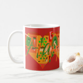 Happy Holiday Coffee Mug