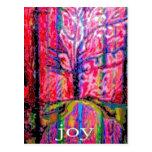 Happy Holiday Joy Post Card