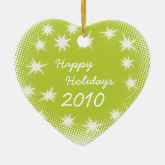 Happy Holidays 2010 Ornament