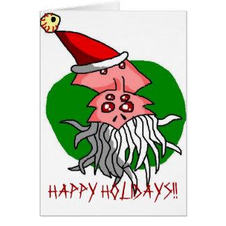 HAPPY HOLIDAYS!! CARD