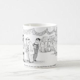 Happy Holidays! Classic White Coffee Mug