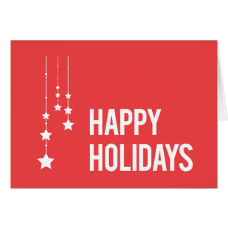 Happy Holidays for All Card