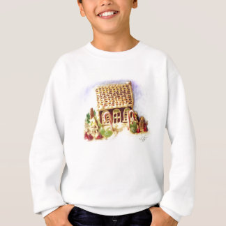 Happy Holidays Gingerbread House Shirt