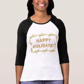 Happy Holidays Girls! T-Shirt