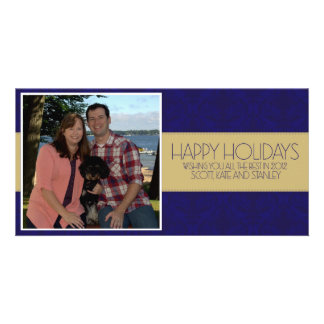 Happy Holidays Gorsky Card