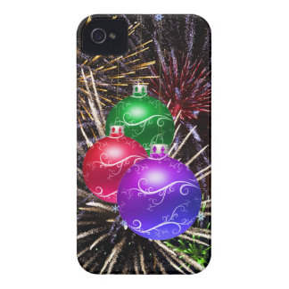Happy Holidays! iPhone 4 Case-Mate Case
