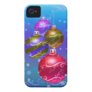 Happy Holidays! iPhone 4 Covers