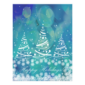 Happy Holidays Letterhead