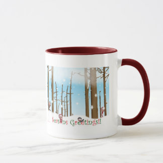 Happy Holidays/Seasons Greetings! Mug