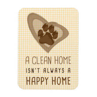 Happy Home Fridge Magnet