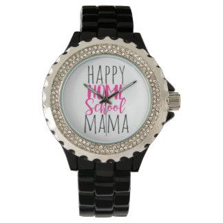 Happy Home School Mama gift watch